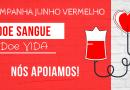 Junho Vermelho   Campanha reforça a importância de doar sangue e salvar vidas