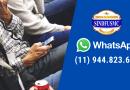 WhatsApp   Fale conosco, todos os dias, através do nosso número (11) 944.823.693