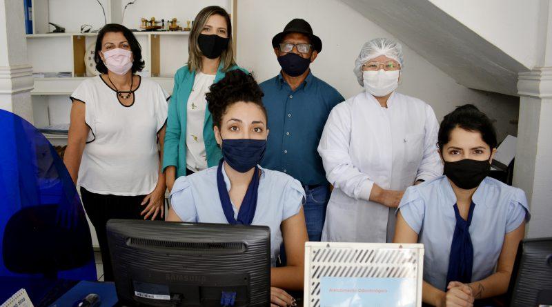 Casa do Servidor | Temos um time preparado para atendê-los na sede e com todo cuidado!